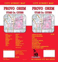 Provo, Orem and Utah County, Utah by GM Johnson
