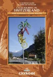 Cycle Touring in Switzerland by Cicerone