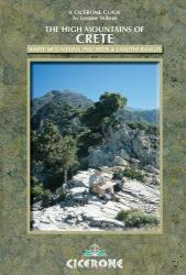 The High Mountains of Crete Hiking Guide by Cicerone