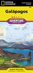Galapagos (National Geographic Adventure Map) by National Geographic Maps