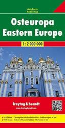 Europe, Eastern by Freytag, Berndt und Artaria