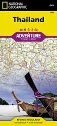 Thailand Adventure Map 3006 by National Geographic Maps