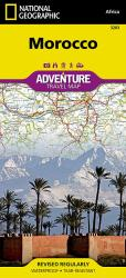 Morocco Adventure Map by National Geographic Maps