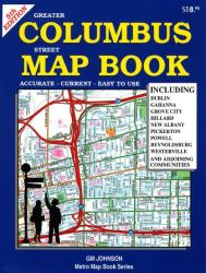 Columbus, Ohio, Street Map Book, 5th edition by GM Johnson