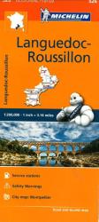 Languedoc, Roussillon (526) by Michelin Maps and Guides