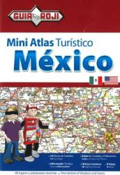 Mexico Mini Tourist and Road Atlas by Guia Roji