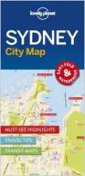 Sydney City Map by Lonely Planet Publications