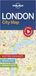 London City Map by Lonely Planet Publications
