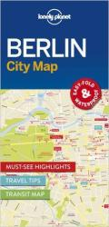 Berlin City Map by Lonely Planet Publications