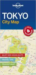Tokyo City Map by Lonely Planet Publications