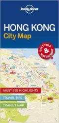 Hong Kong City Map by Lonely Planet Publications