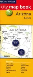Arizona Cities Map Book by Rand McNally