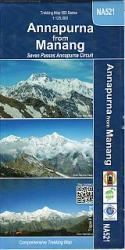 Annapurna from Manang : New Nar Phu Circuit by