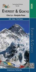 Everest & Gokyo - Cho La & Renjo Pass by Himalayan MapHouse Pvt. Ltd