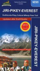 Jiri-Pikey-Everest : Dudhkunda-Pikey Cultural & Renjo Pass Trail by Himalayan MapHouse Pvt. Ltd