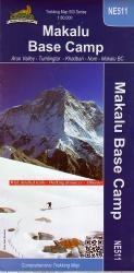 Makalu Base Camp, Nepal by Himalayan MapHouse Pvt. Ltd