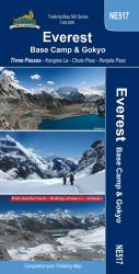 Everest Base Camp and Gokyo by Himalayan MapHouse Pvt. Ltd