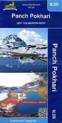 Panch Pokhari - Off the Beaten Path by Himalayan MapHouse Pvt. Ltd