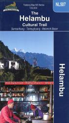 The Helambu Cultural Trail by Himalayan MapHouse Pvt. Ltd