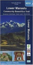 Lower Manaslu Community Based Eco Trail by Himalayan MapHouse Pvt. Ltd