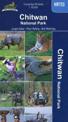 Chitwan National Park, Nepal by Himalayan MapHouse Pvt. Ltd