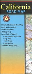 California Road Map by Benchmark Maps