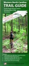 South Pisgah Ranger District Forest Trail Map by Pisgah Map Company LLC