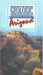 Geologic Highway Map of Arizona by