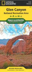 Glen Canyon National Recreation Area, Map 213 by National Geographic Maps