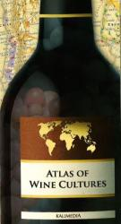 Atlas of Wine Cultures, World by Kalimedia