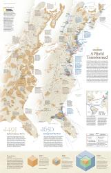2007 A World Transformed by National Geographic Maps