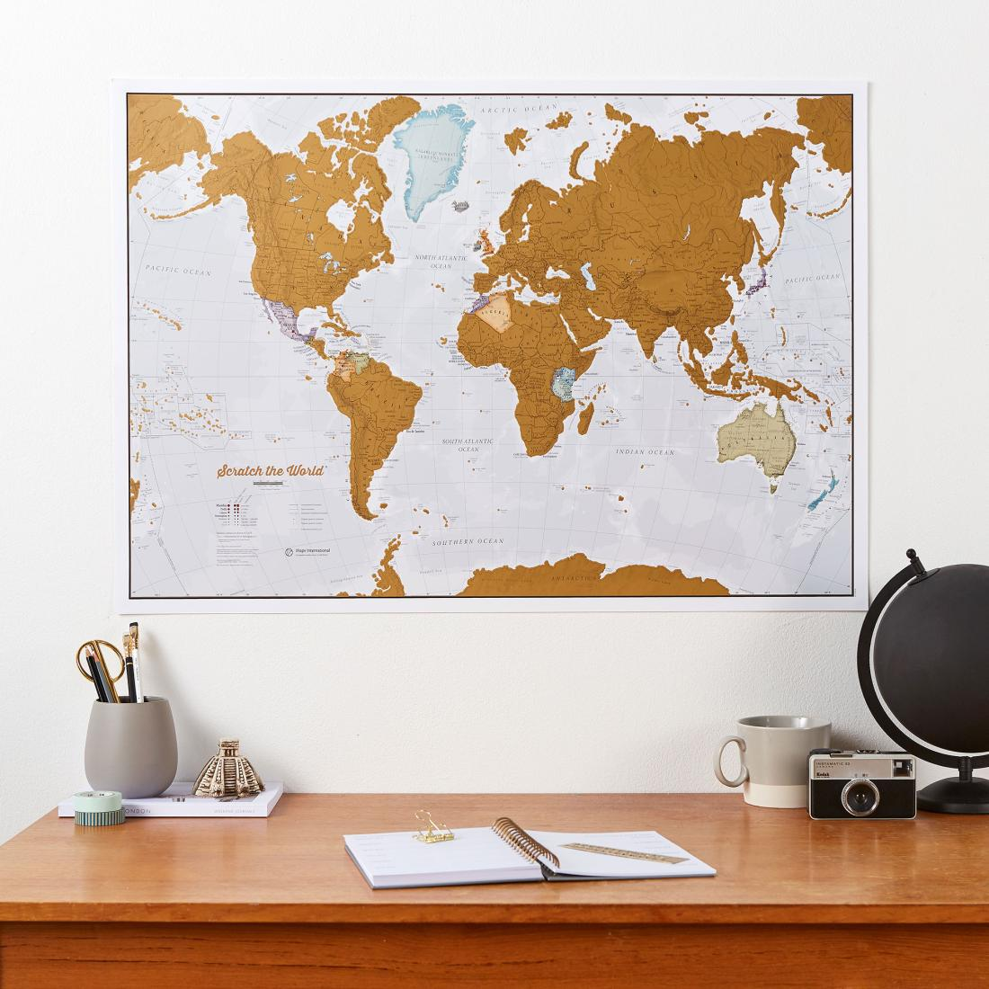World maps evmaplink scratch the world by maps international ltd gumiabroncs Image collections