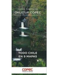 Chile En 9 Mapas by COPEC
