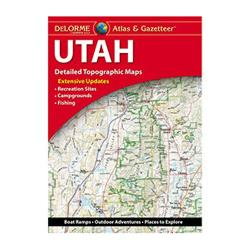Utah Atlas and Gazetteer by DeLorme