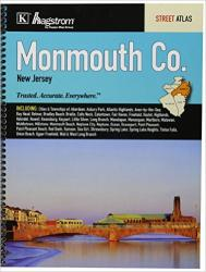 Monmouth County, New Jersey, Atlas by Kappa Map Group