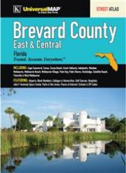 Brevard County, Eastern and Central Florida, Atlas by Kappa Map Group