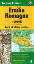 Emilia-Romagna, Italy by Touring Club Italiano