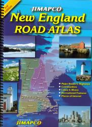 New England, Atlas by Jimapco