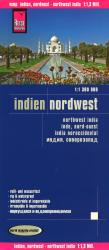 India, Northwest by Reise Know-How Verlag