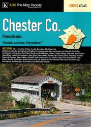 Chester County, Pennsylvania, Atlas by Kappa Map Group