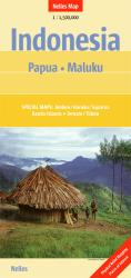 Indonesia, Papua and Maluku by Nelles Verlag GmbH