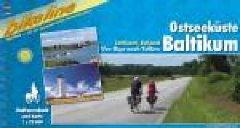 Baltic Coast Cycling Guide by Bikeline