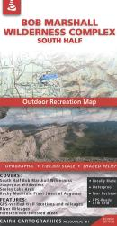 Bob Marshall Wilderness : South Half by Cairn Cartographics