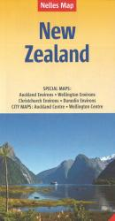 New Zealand by Nelles Verlag GmbH