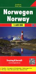 Norway by Freytag, Berndt und Artaria