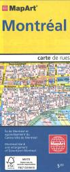 Montreal Road Map by