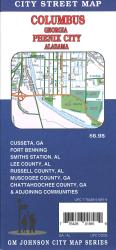 Columbus, Georgia and Phenix City, Alabama by GM Johnson