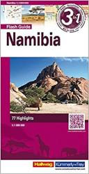 Namibia Flash Guide by Hallwag
