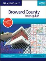 Broward County, Florida Street Guide by Rand McNally