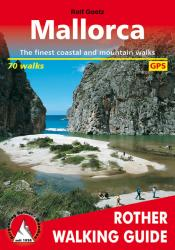 Mallorca, Rother Walking Guide by Rother Walking Guide, Bergverlag Rudolf Rother